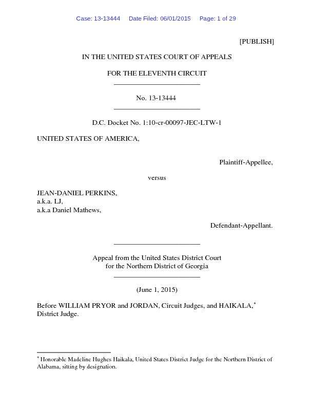 [PUBLISH]IN THE UNITED STATES COURT OF APPEALSFOR THE ELEVENTH CIRCUIT