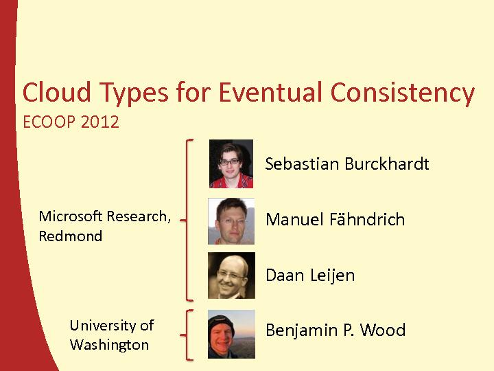Cloud Types for Eventual Consistency