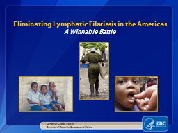 Eliminating Lymphatic