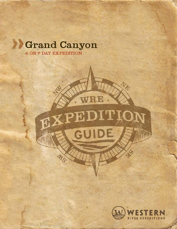 6 OR 7 DAY EXPEDITION