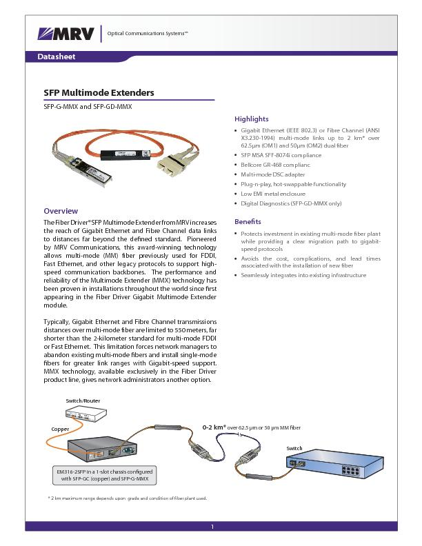 Optical Communications Systems
