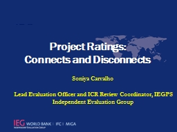 Project Ratings: