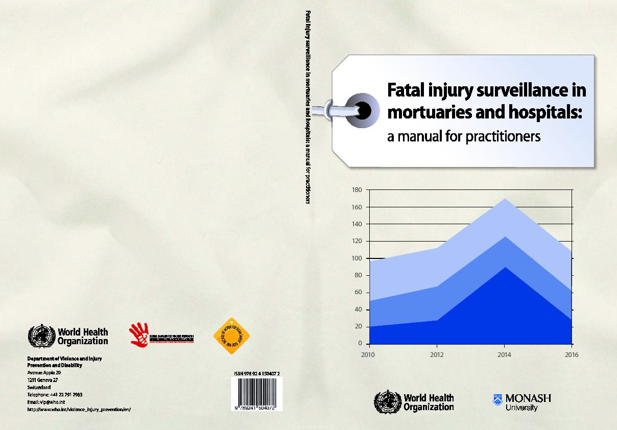 A joint publication of the World Health Organization and Monash Univer