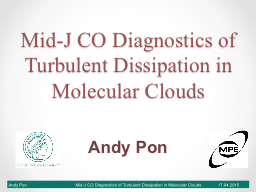 Mid-J CO Diagnostics of Turbulent Dissipation in Molecular