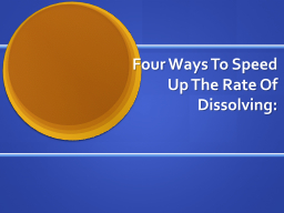 Four Ways To Speed Up The Rate