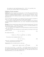 Copyright  by Karl Sigman IEOR  Introduction to Renewal Theory II Here we will present some deeper results in renewal theory such as a central limit theorem for counting processes stationary versions