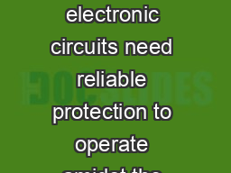 RESISTORS FOR CIRCUIT PROTECTION  Application Note Fixed Resistors Todays electronic circuits need reliable protection to operate amidst the potential hazards of inrush currents high voltage surges a