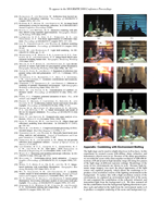 To appear in the SIGGRAPH  Conference Proceedings Acquiring the Reectance Field of a Human Face Paul Debevec Tim Hawkins Chris Tchou HaarmPieter Duiker Westley Sarokin and Mark Sagar University of Ca