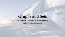 Graphs and Sets