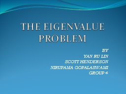 how to find eigenvector from eigenvalue