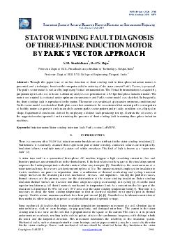 ISSN Print    ISSN Online   nternational ournal of dvanced esearch in lectrical lectronics and nstrumentation ngineering Vol