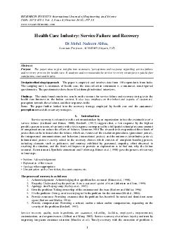 RESEARCH INVENTY International Journal of Engineering and Science ISSN   Vol