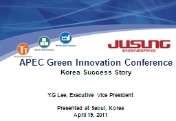 Y.G Lee, Executive Vice President