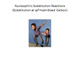 Nucleophilic PowerPoint PPT Presentation