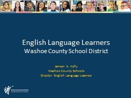 English Language Learners PowerPoint PPT Presentation