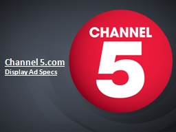 Channel 5.com