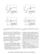 Inte grated Distrib uted ransv ersal Filters for Pulse Shaping and Interference Suppression in UWB Impulse Radios unliang Zhu and Hui Laboratory for Adv anced Inte grated Circuits and Systems Departm