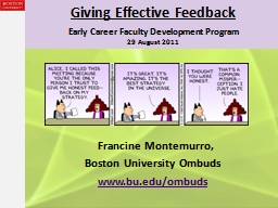 {{} Giving Effective Feedback PowerPoint PPT Presentation