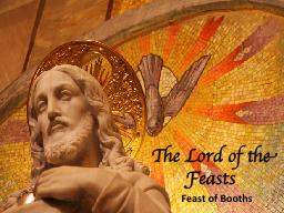 The Lord of the Feasts
