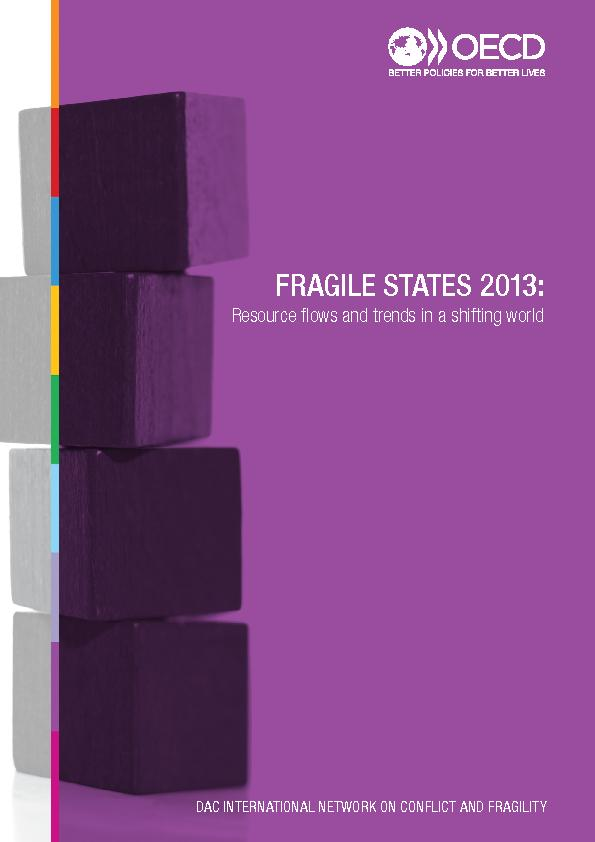 FRAGILE STATES 2013Resource ows and trends in a shifting worldDAC INT PowerPoint PPT Presentation