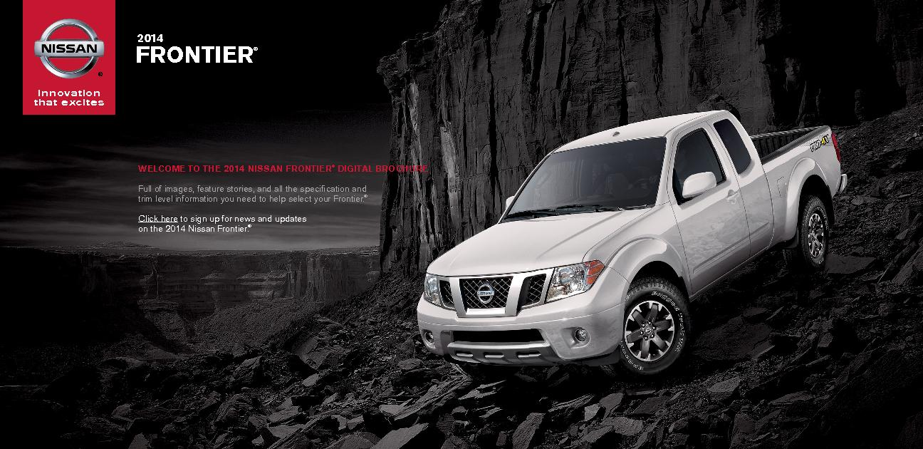 Innovation that excites armada welcome to the nissan pdf for Nissan motor credit payoff phone number