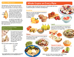 Welcome to Whole Grains Healthy Convenient Delicious Finding Whole Grains Whole