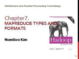 Distributed and Parallel Processing Technology PowerPoint PPT Presentation