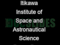 Cross Sections for Electron Collisions with Nitrogen Molecules Yukikazu Itikawa Institute of Space and Astronautical Science Sagamihara  Japan Received  September  revised manuscript received  March