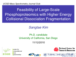 Feasibility of Large-Scale