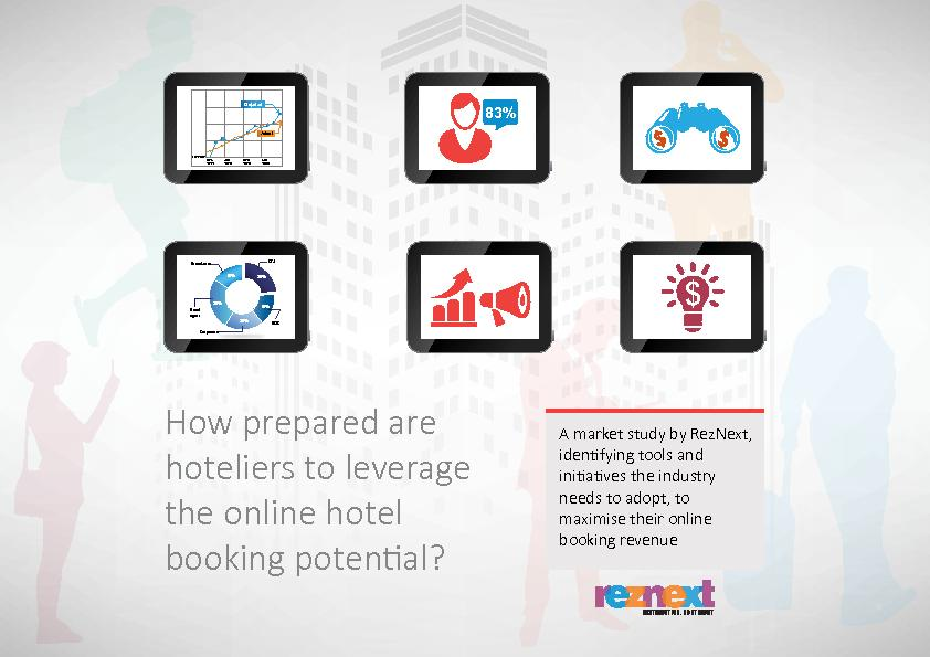 How prepared are hoteliers to leverage the online hotel booking poten&