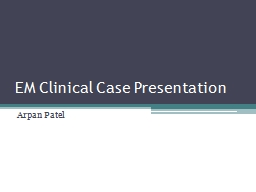 clinical case study powerpoint presentation Nhf-shire clinical fellowship case study educational programs » nhf provider working groups » nursing working group » resources for nurses » powerpoint.