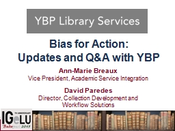 Bias for Action: