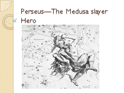 perseus mythology powerpoint 2 powerpoints on the myth perseus and medusa  a comprehensive, 12 slide  powerpoint with enough content to cover 2-3 lessons on the text 'the danger of a .
