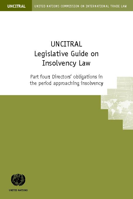 UNITED NATIONSLegislative Guide on  Insolvency Law PowerPoint PPT Presentation
