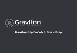 Graviton Implemented Consulting