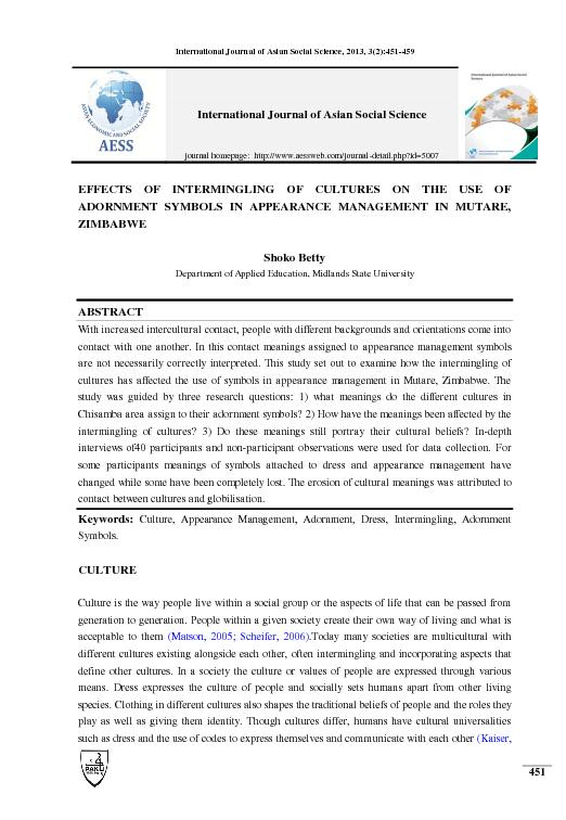 journal of international business and cultural Essay on reflections on cultural aspects of international business 3278 words |  14 pages reflection paper introduction the five weeks of the.