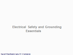 Electrical Safety and Grounding Essentials