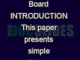 SAS  PROGRAM EFFICIENCY FOR BEGINNERS Bruce Gilsen Federal Reserve Board INTRODUCTION This paper presents simple efficiency techniques that can benefit inexperienced SAS  software users on all platfo PowerPoint PPT Presentation