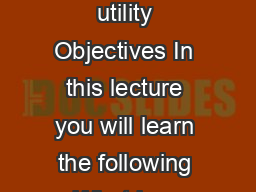 Module   Power System Structures Lecture   A vertically integrated utility Objectives In this lecture you will learn the following What is a vertically integrated utility What are the conditions that