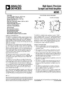 REV A Information furnished by Analog Devices is believed to be accurate and rel PDF document - DocSlides