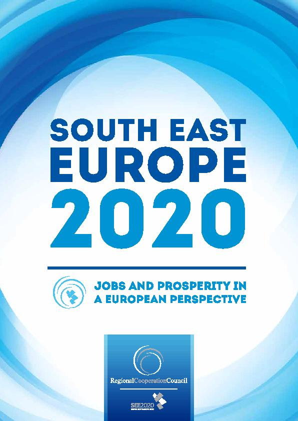 jobs and prosperity in a european perspective