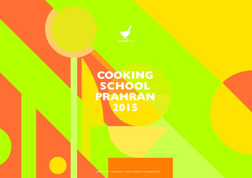 quality foods  cookware  culinary books  cooking school