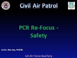 Civil Air Patrol PowerPoint PPT Presentation