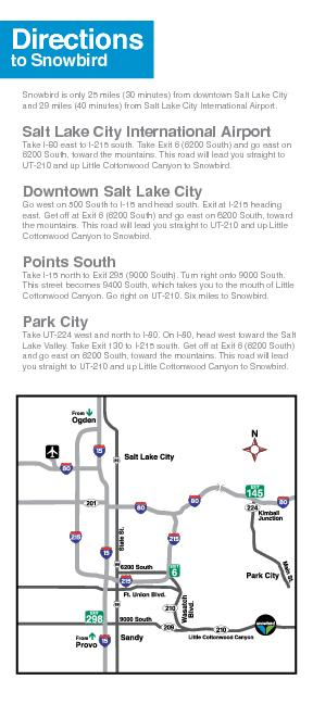 and 29 miles (40 minutes) from Salt Lake City International Airport. S PowerPoint PPT Presentation