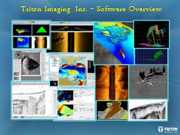 Triton Imaging Inc. – Software Overview
