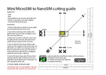 Inches  Inches  cm  cm Guide provided by GoSoftWorks