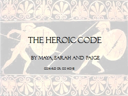 heroic code Browse and read beowulf heroic code essay beowulf heroic code essay following your need to always fulfil the inspiration to obtain everybody is now simple.
