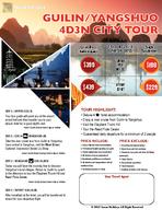 Nexus Holidays GUILINYANGSHUO DN CITY TOUR Your Travel Agent   Nexus H