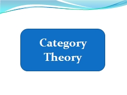 Introduction to Category PowerPoint PPT Presentation