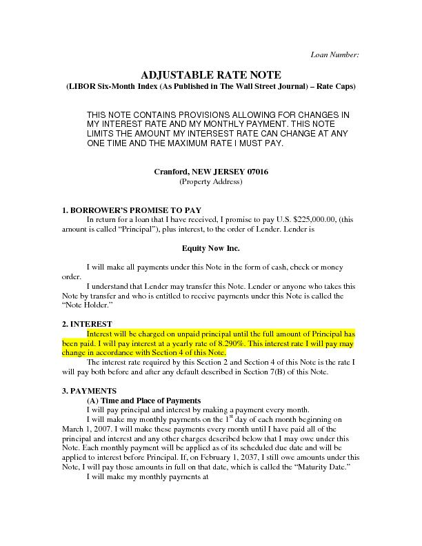 Equity Now Inc. New York, NEW YORK 10019  (B) Amount of My Initial Mon